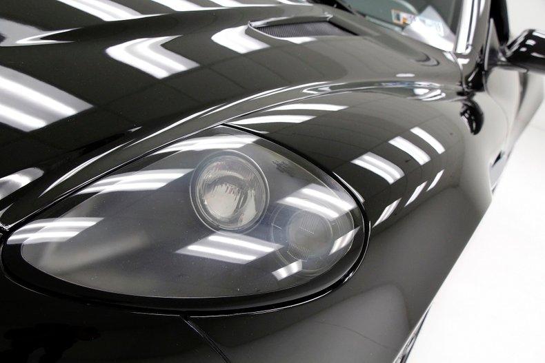 2006 Aston Martin Vanquish S 11