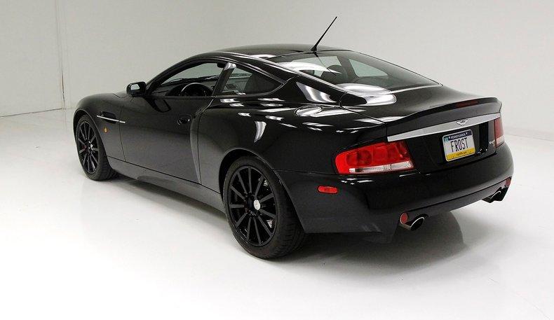 2006 Aston Martin Vanquish S 3