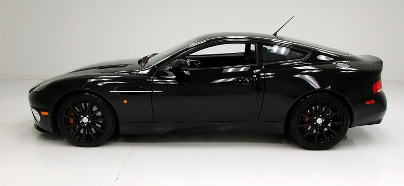 2006 Aston Martin Vanquish S For Sale 168594 Motorious