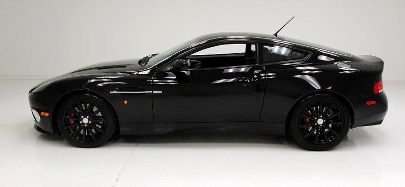 2006 Aston Martin Vanquish S 2