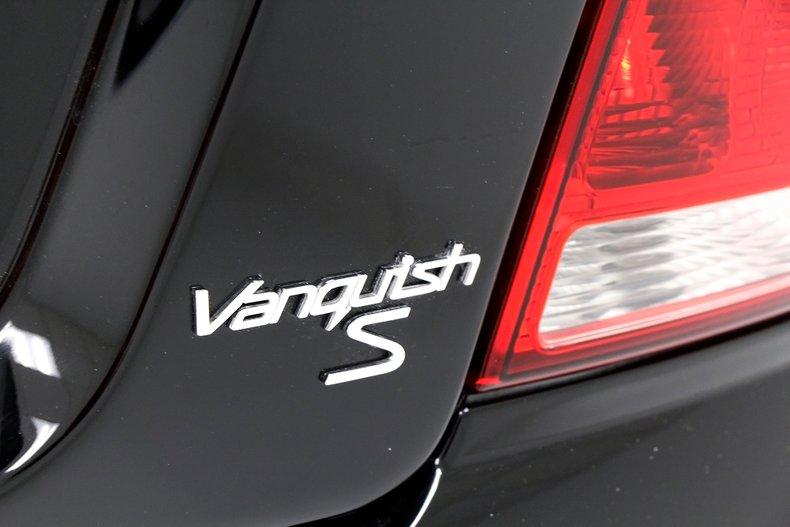 2006 Aston Martin Vanquish S 15