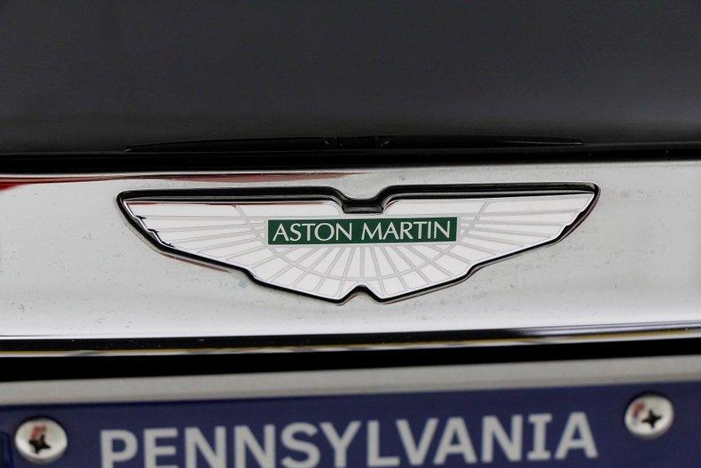 2006 Aston Martin Vanquish S 16