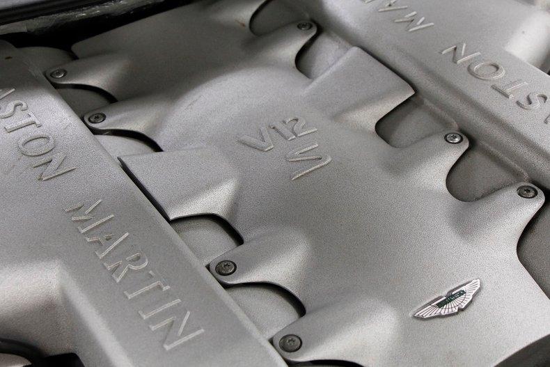 2006 Aston Martin Vanquish S 20