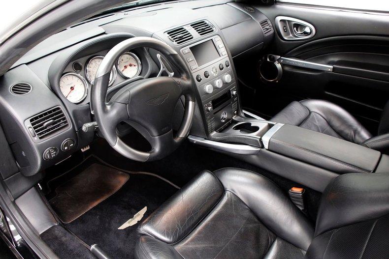 2006 Aston Martin Vanquish S 27