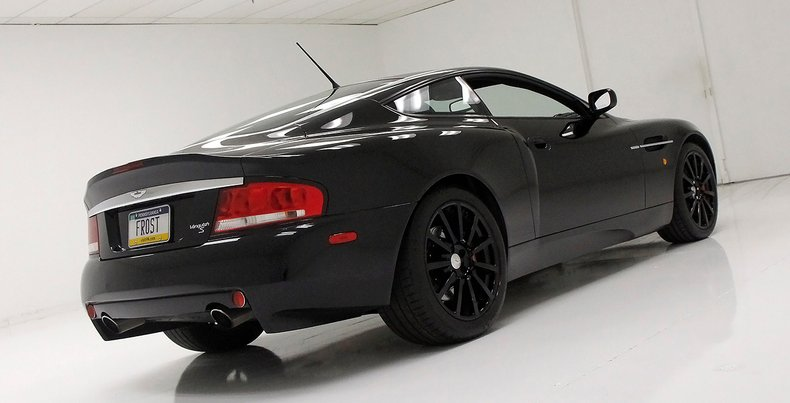 2006 Aston Martin Vanquish S 8