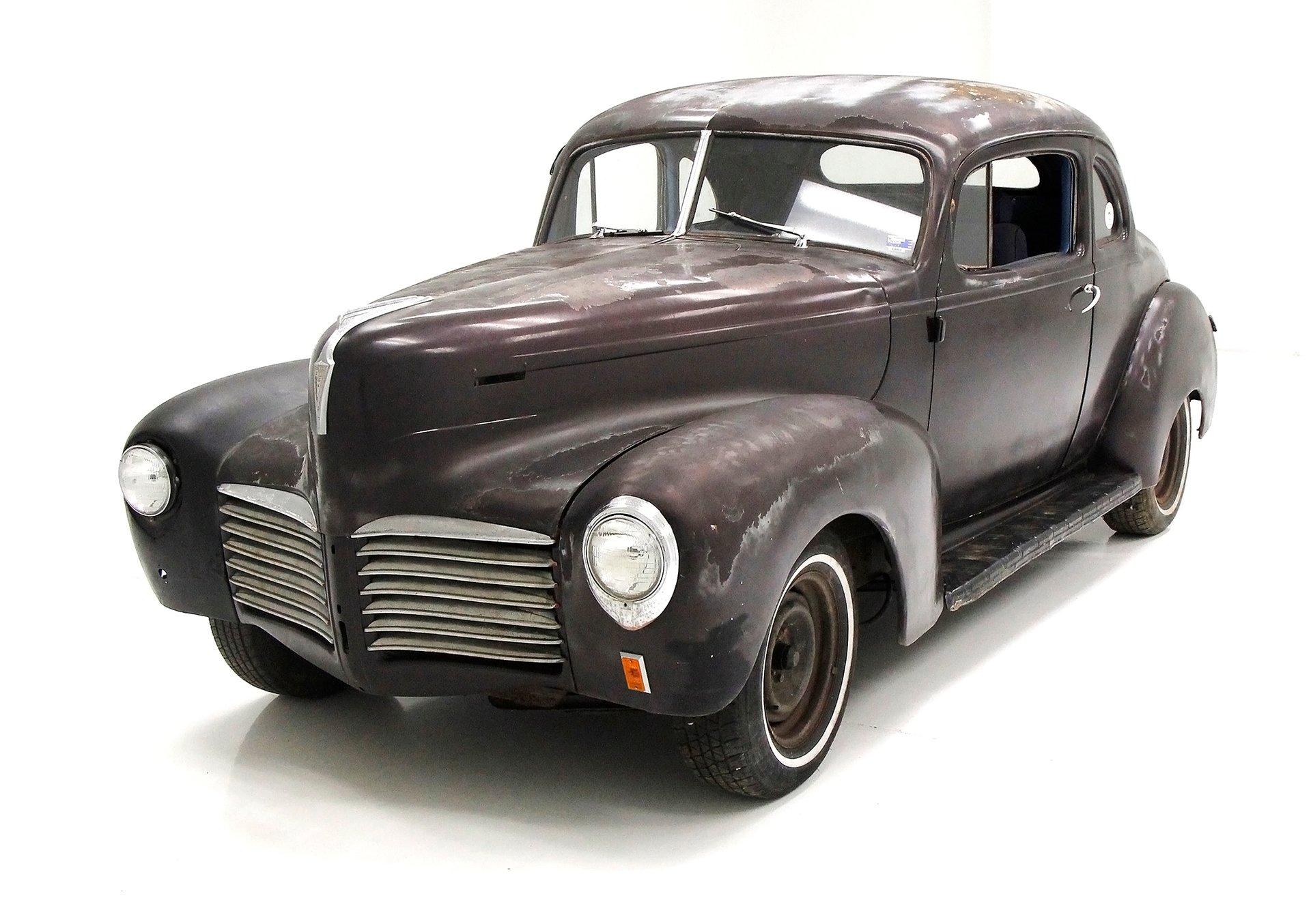 1940 Hudson Business