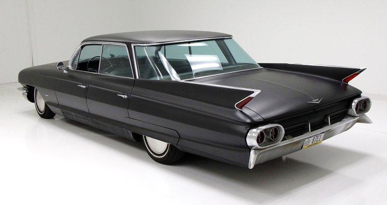 1961 Cadillac Series 62 3