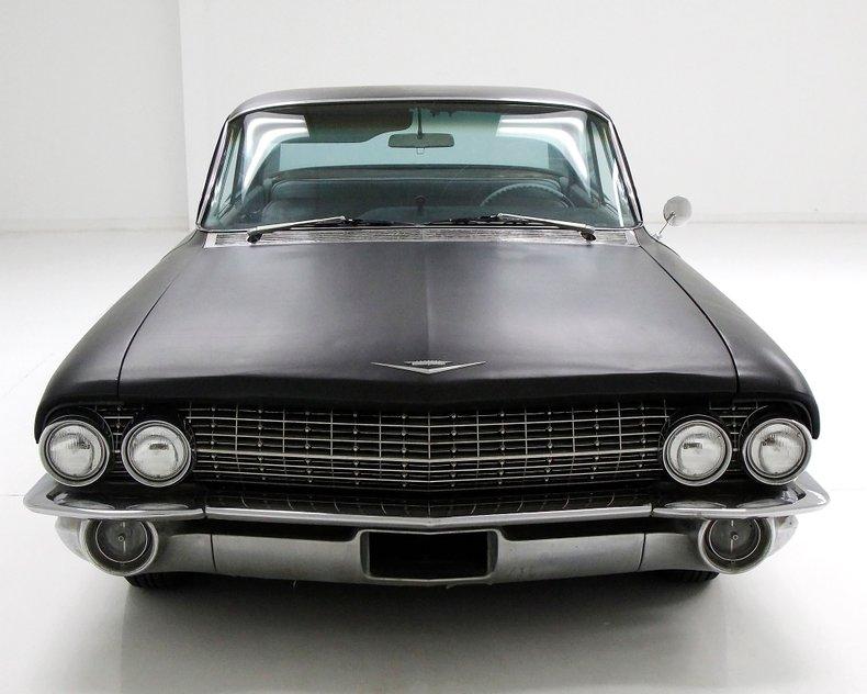 1961 Cadillac Series 62 9