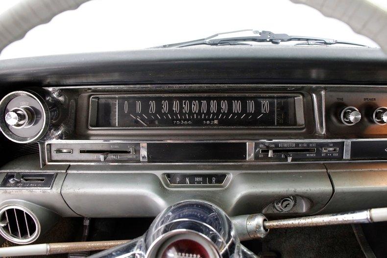 1961 Cadillac Series 62 30