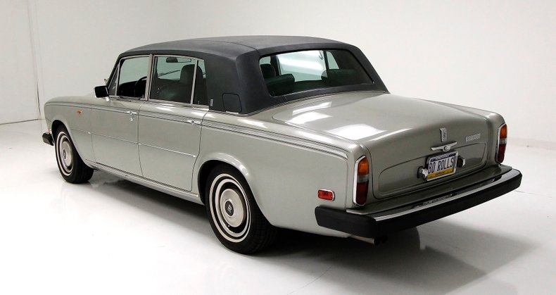 1980 Rolls-Royce Silver Wraith 4