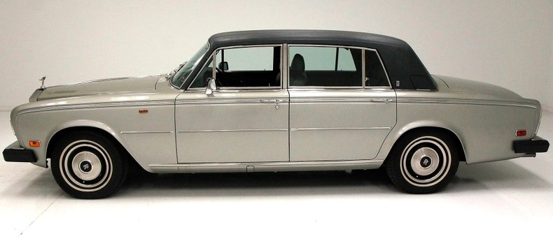 1980 Rolls-Royce Silver Wraith 2