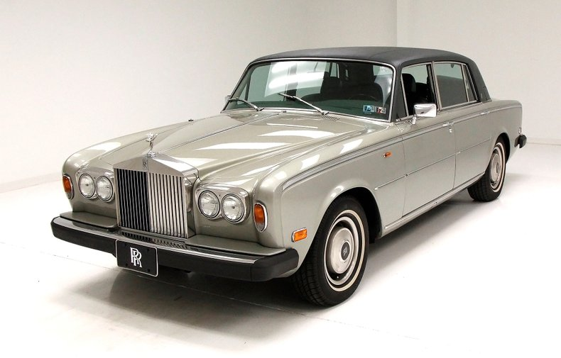 1980 Rolls-Royce Silver Wraith 1