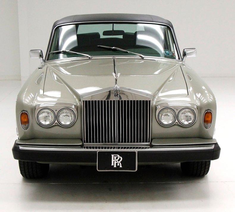 1980 Rolls-Royce Silver Wraith 8