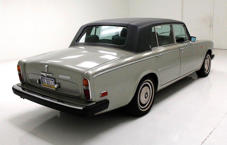 1980 Rolls-Royce Silver Wraith 6