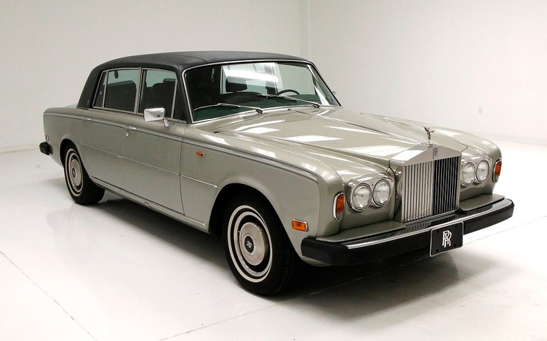1980 Rolls-Royce Silver Wraith 7