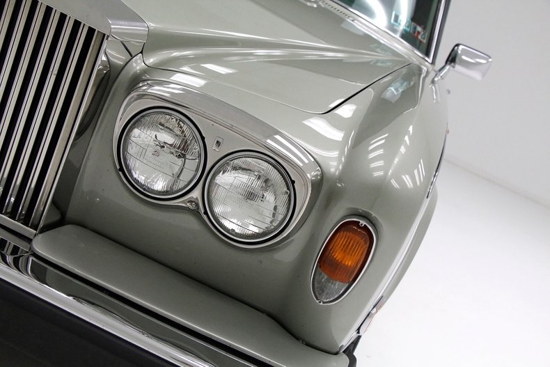 1980 Rolls-Royce Silver Wraith 10