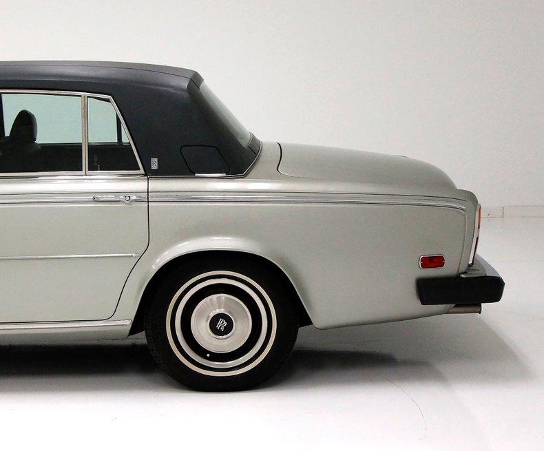 1980 Rolls-Royce Silver Wraith 3