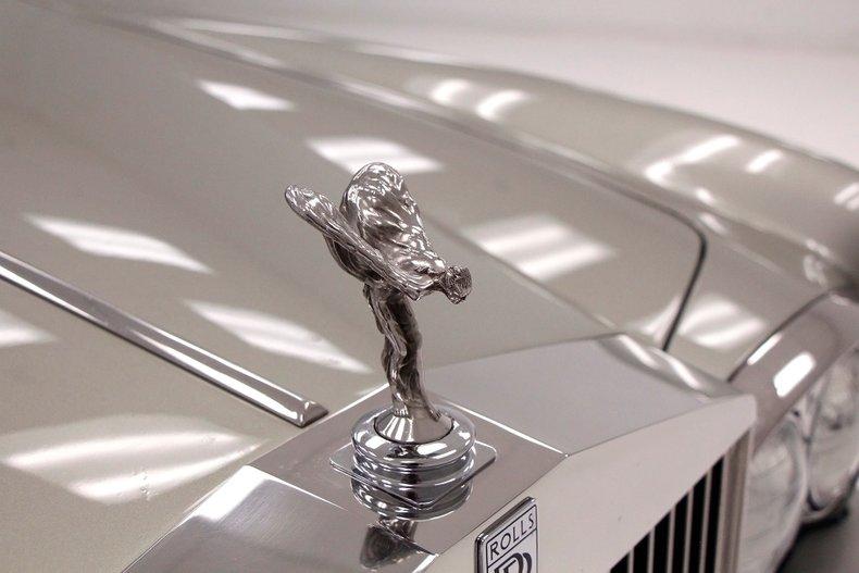 1980 Rolls-Royce Silver Wraith 11