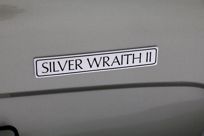 1980 Rolls-Royce Silver Wraith 15