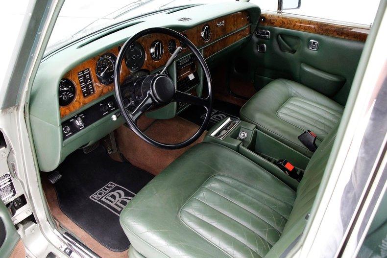 1980 Rolls-Royce Silver Wraith 20