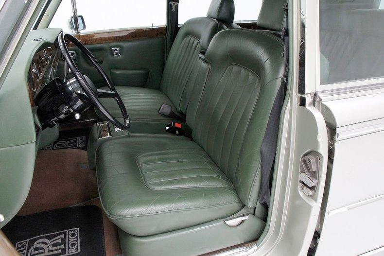 1980 Rolls-Royce Silver Wraith 21