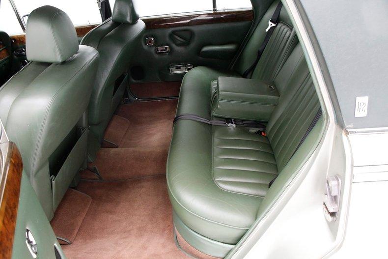 1980 Rolls-Royce Silver Wraith 22