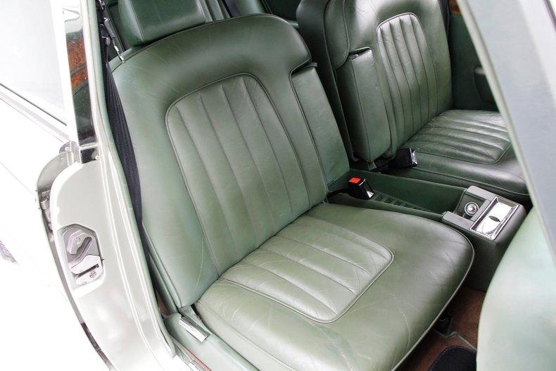 1980 Rolls-Royce Silver Wraith 25