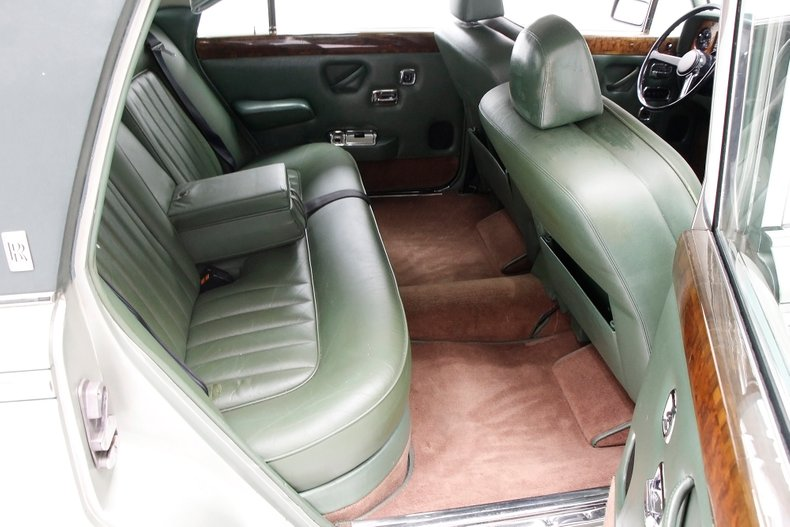 1980 Rolls-Royce Silver Wraith 23