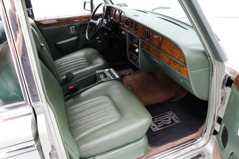 1980 Rolls-Royce Silver Wraith 24