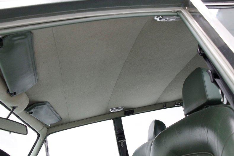 1980 Rolls-Royce Silver Wraith 30