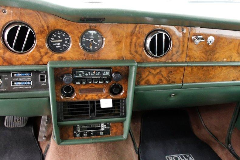 1980 Rolls-Royce Silver Wraith 29