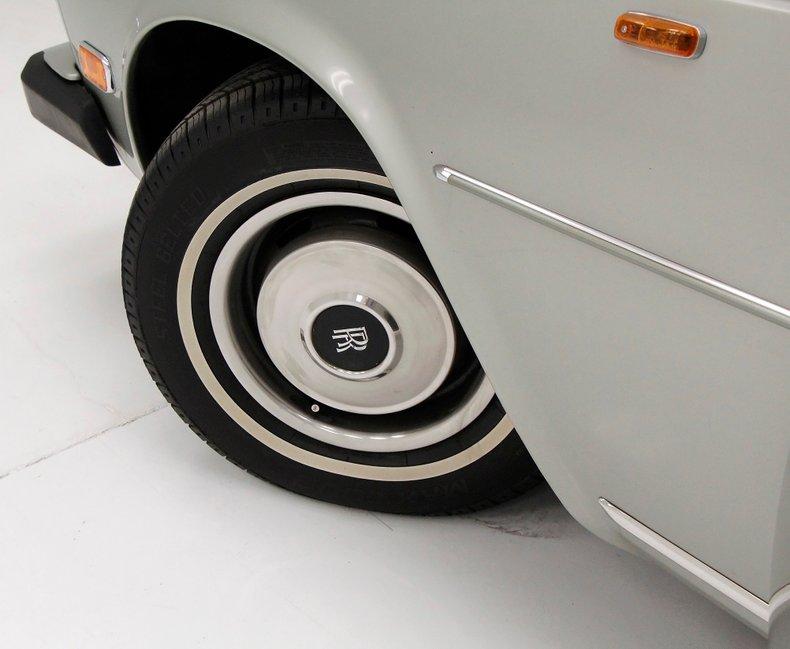 1980 Rolls-Royce Silver Wraith 9