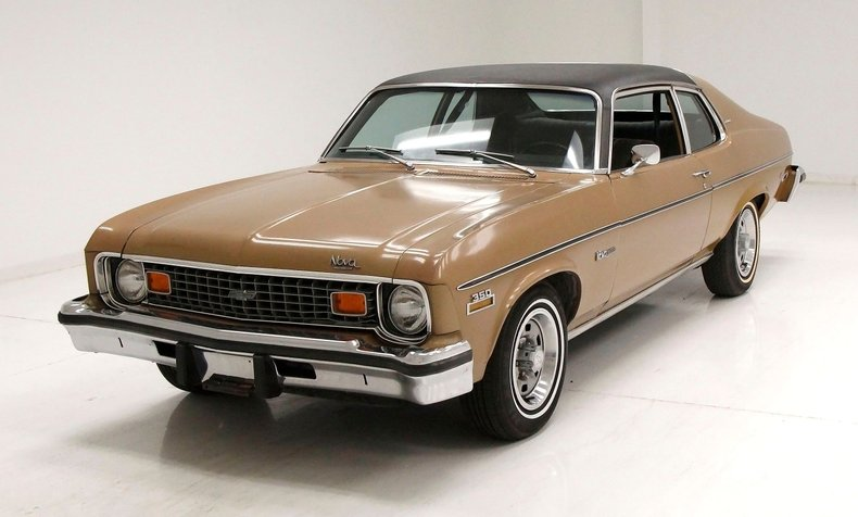 1974 Chevrolet Nova For Sale