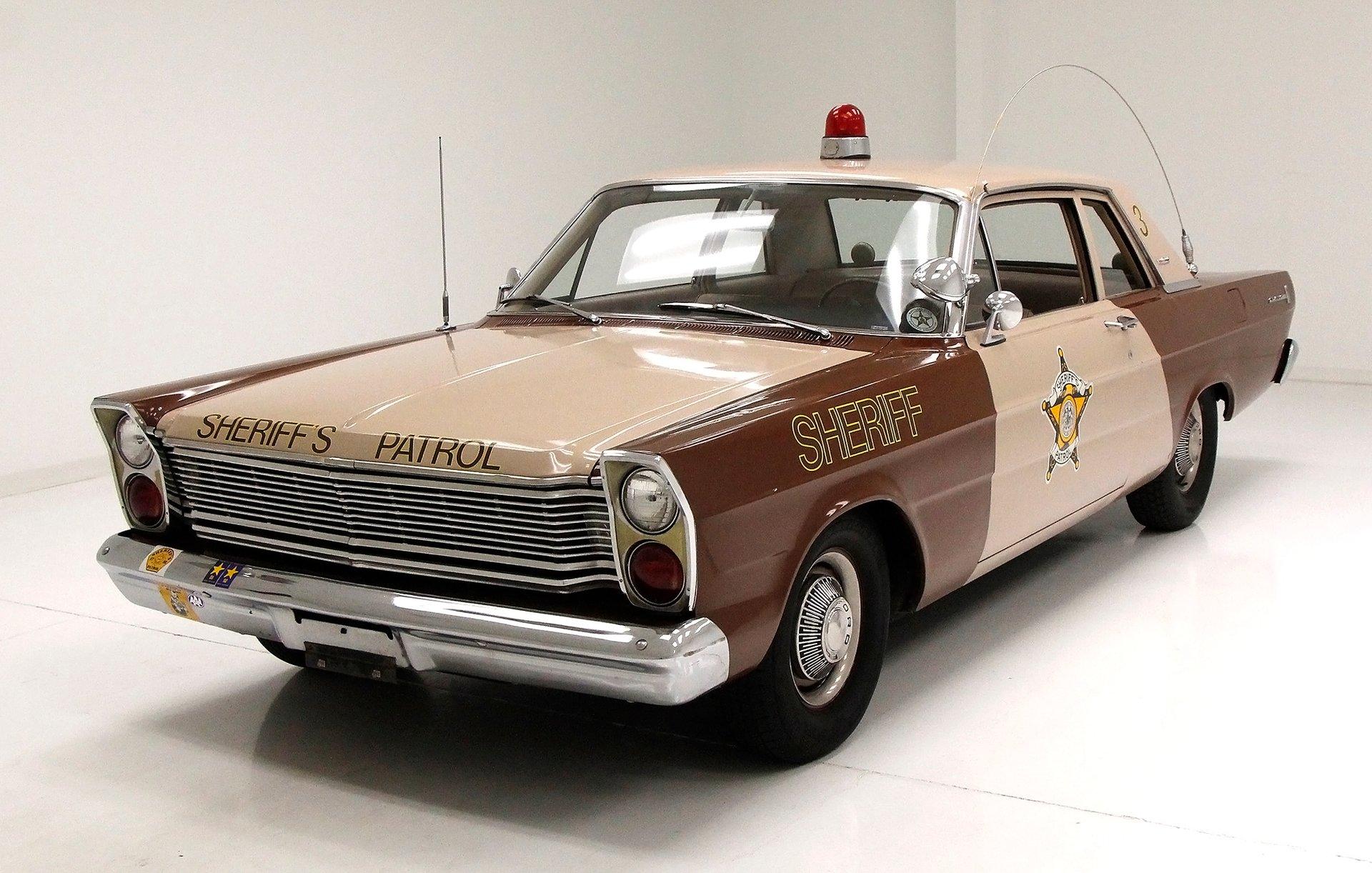 1965 Ford Custom 500