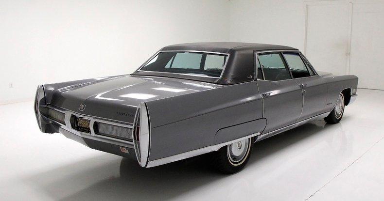 1967 Cadillac Fleetwood Brougham 6