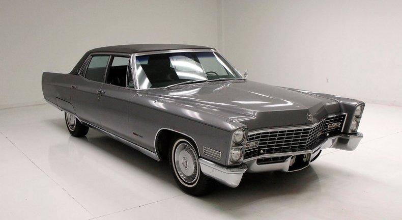 1967 Cadillac Fleetwood Brougham 7