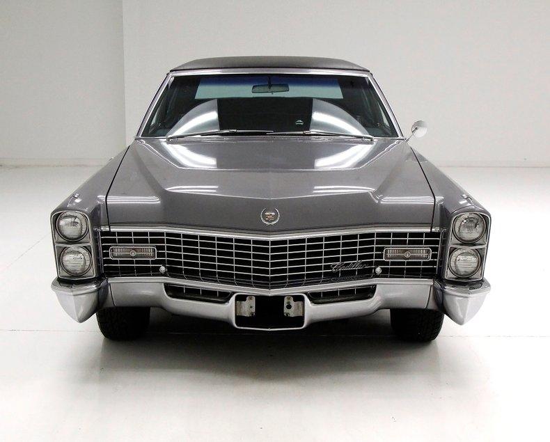 1967 Cadillac Fleetwood Brougham 9