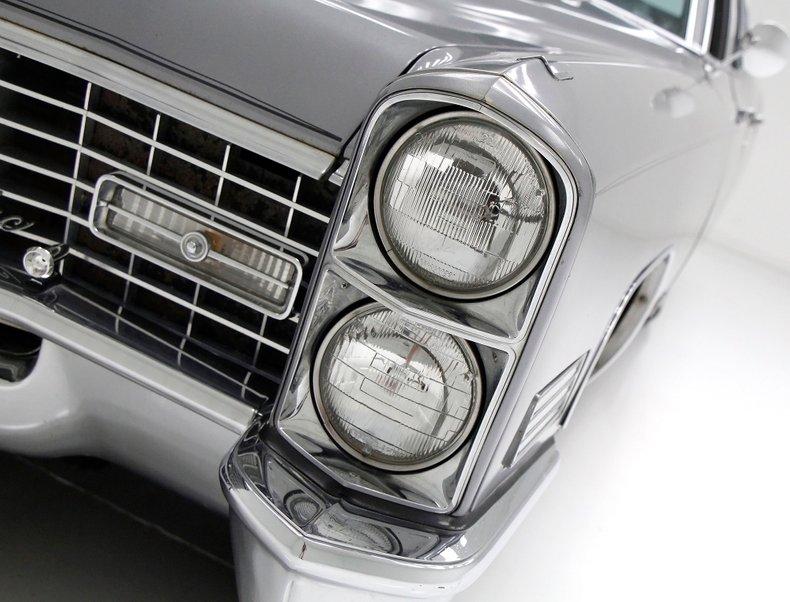 1967 Cadillac Fleetwood Brougham 11