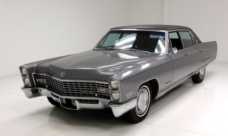 1967 Cadillac Fleetwood Brougham 1