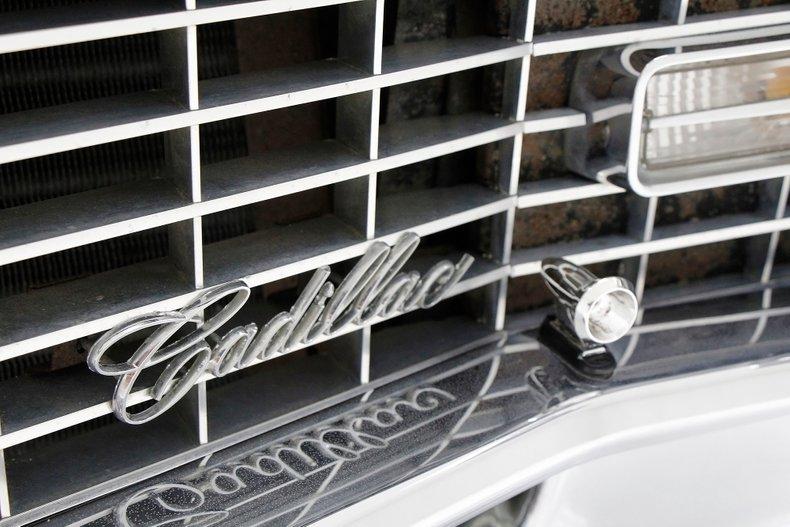 1967 Cadillac Fleetwood Brougham 17