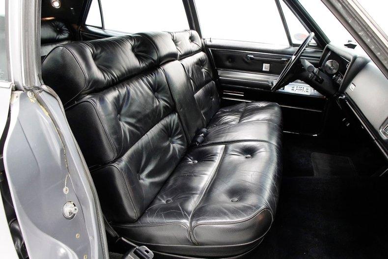 1967 Cadillac Fleetwood Brougham 32