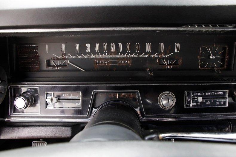 1967 Cadillac Fleetwood Brougham 34