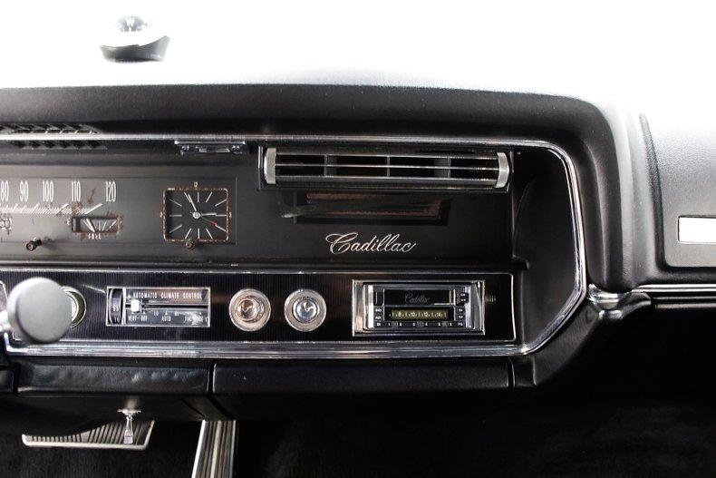 1967 Cadillac Fleetwood Brougham 36