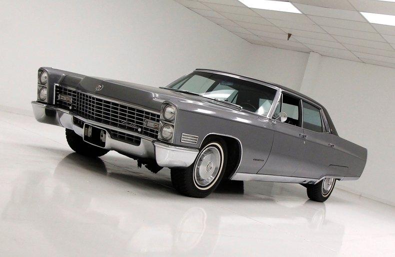 1967 Cadillac Fleetwood Brougham 4