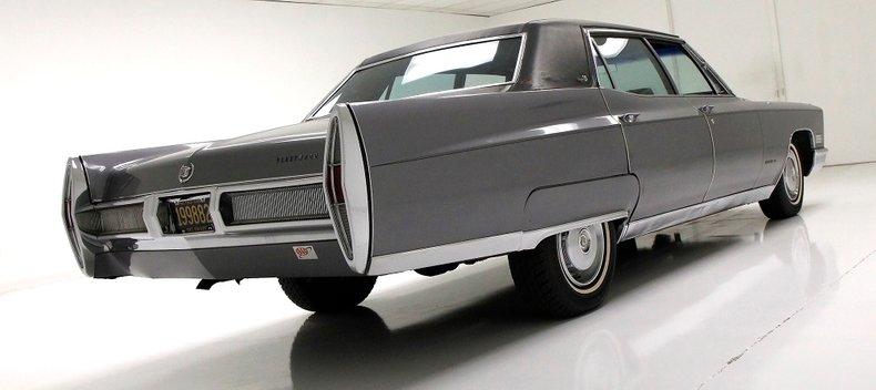 1967 Cadillac Fleetwood Brougham 8