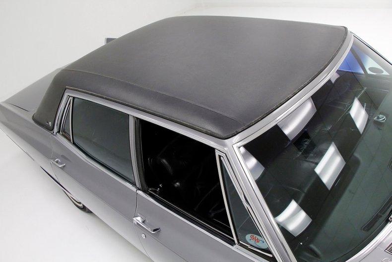 1967 Cadillac Fleetwood Brougham 39