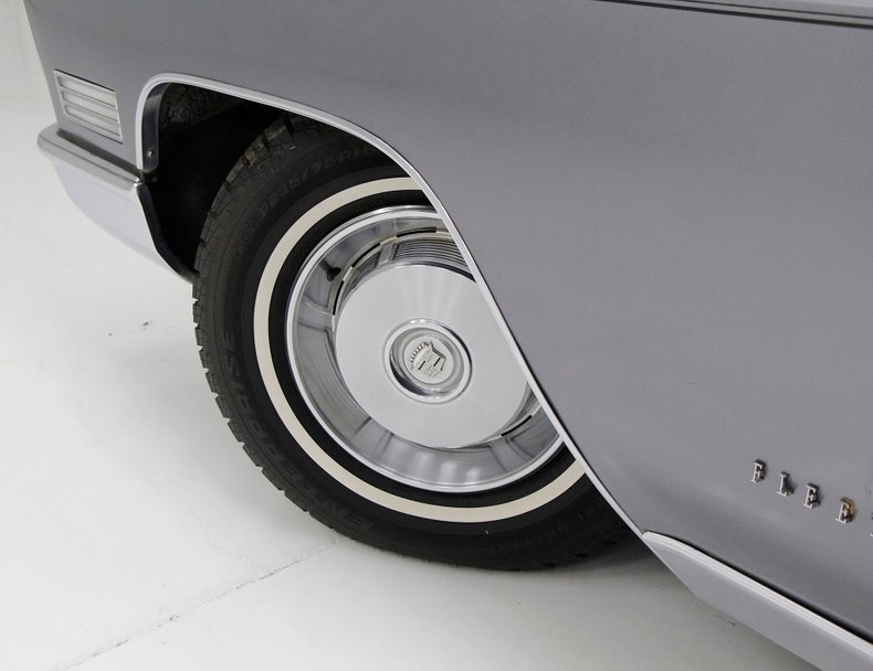 1967 Cadillac Fleetwood Brougham 10