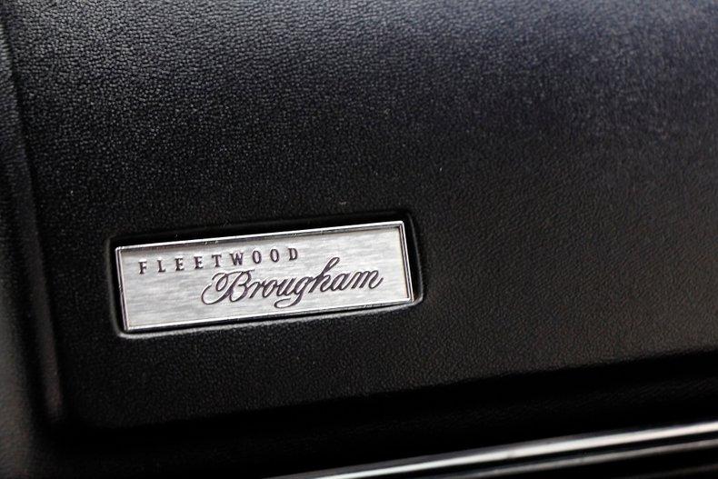 1967 Cadillac Fleetwood Brougham 37