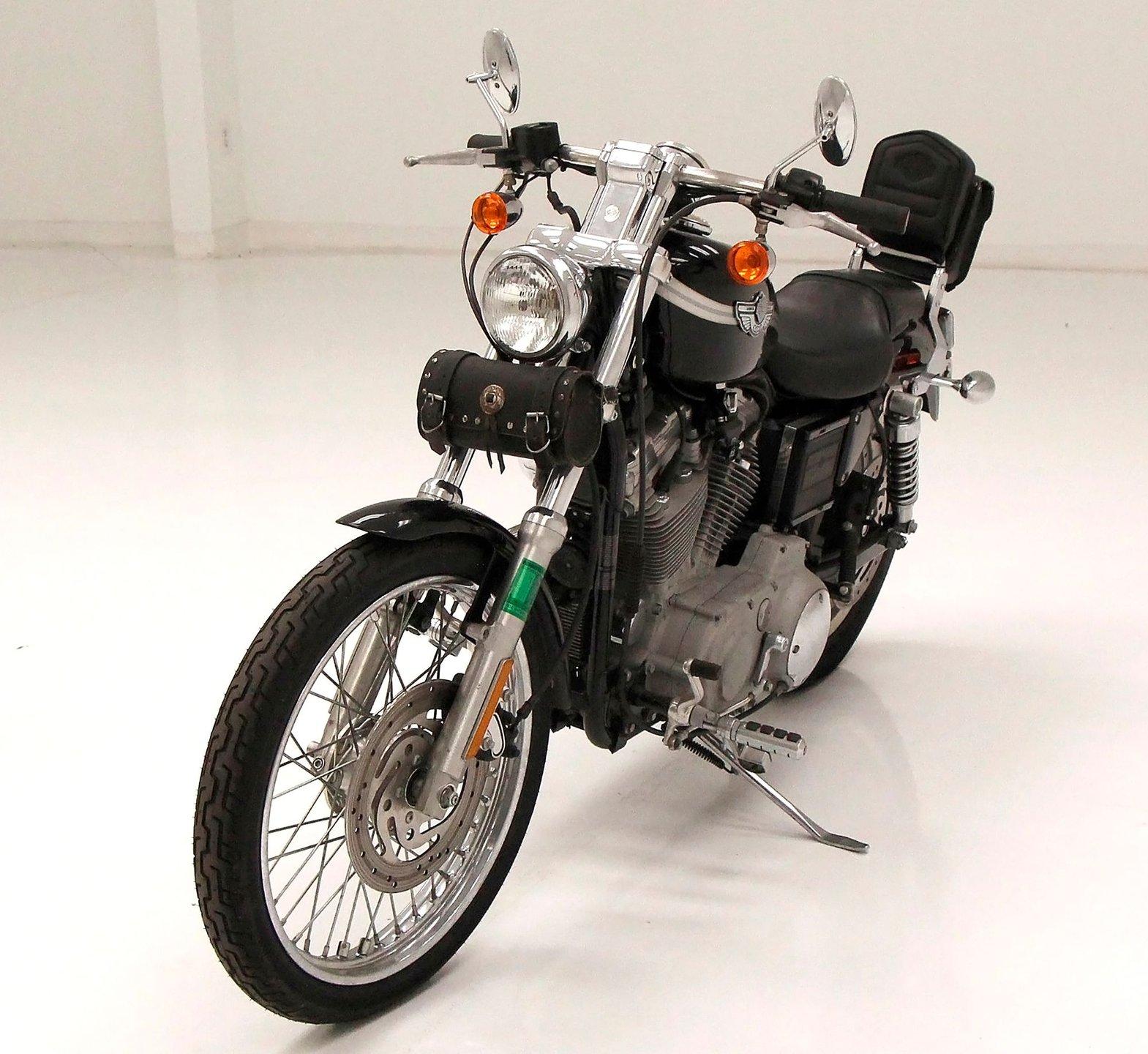 2003 Harley Davidson 883 Sportster