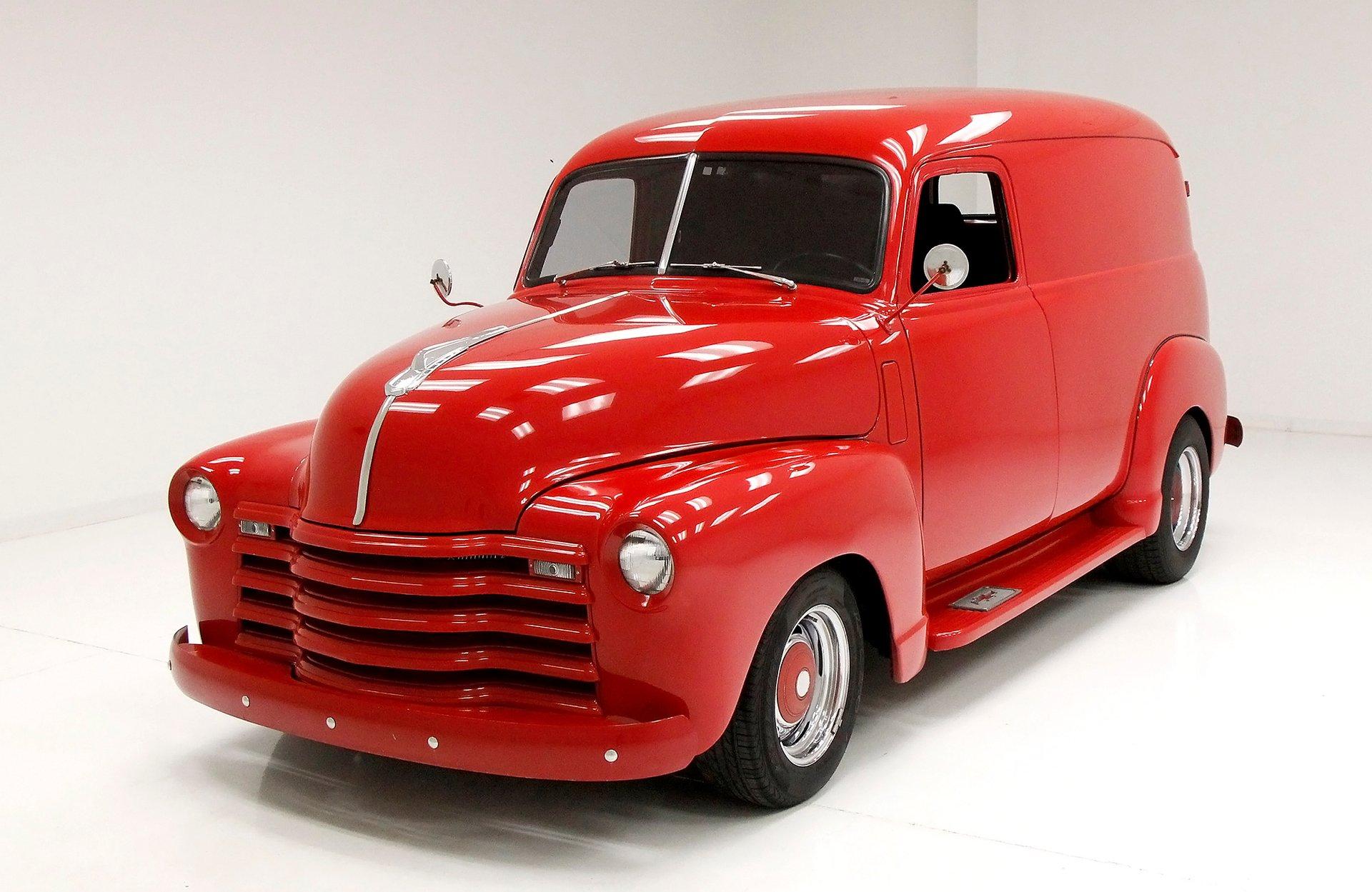 1947 Chevrolet 3100 Sedan Delivery